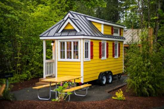 Now Turn Your Car into a Tiny House on Wheels