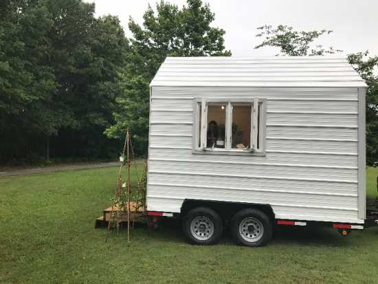 Tiny Spazio Mobile Studio