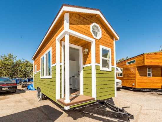 9 X 22 NW BUNGALOW CUSTOM TINY HOUSE PROFESSIONAL