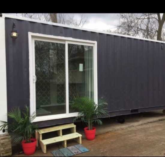 Container home/ Tiny home