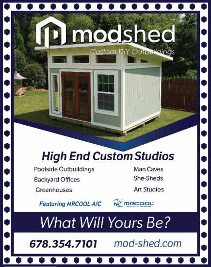 $100 Off Original Modular Studios from ModShed