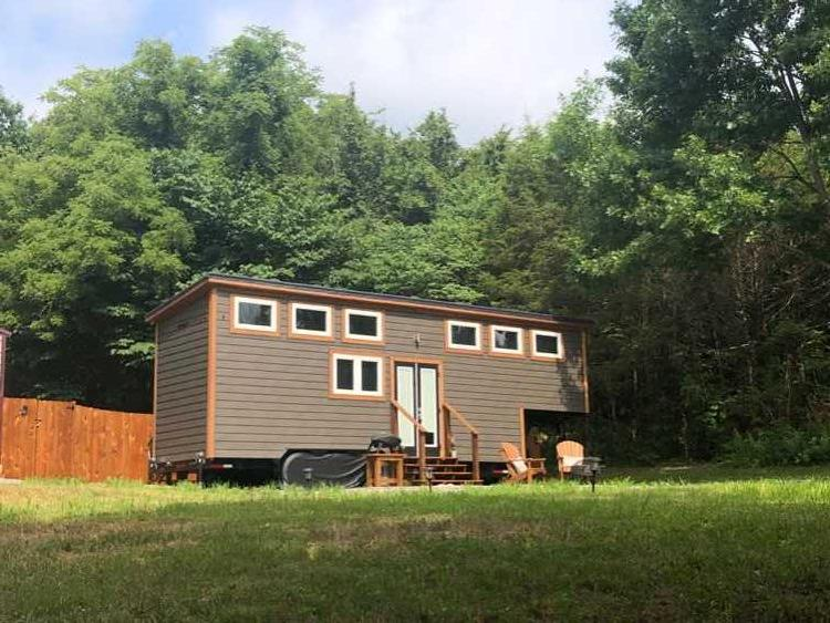 Tiny House For Sale 325 sq.ft. with Steel Frame